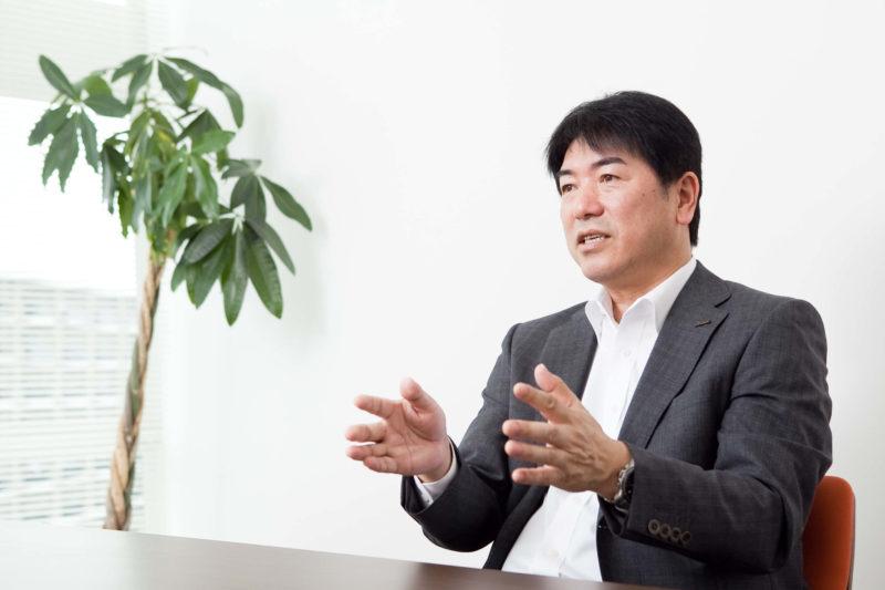 株式会社ザイナス_江藤社長